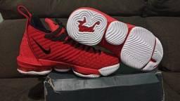 Título do anúncio: Tênis Nike Lebron 16 Original tamanho 40