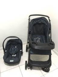 Carrinho e bebê conforto - BURIGOTTO