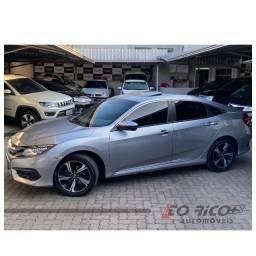 Título do anúncio: Honda Civic Touring 1.5 Turbo, Automático com Teto Solar !!! Top de Linha !