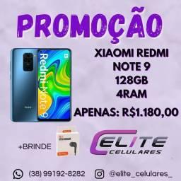 Redmi Note 9 1 Ano de garantia