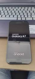 Título do anúncio: Samsung A7 Plus