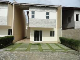 CA0064 - Casa duplex 130 m², 3 suítes, 2 vagas, Residencial Pamplona, Guaribas, Eusébio