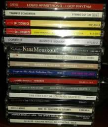 CD's originais diversos