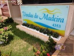 Veredas do Madeira, de 3 quartos e com 2 vagas de garagem