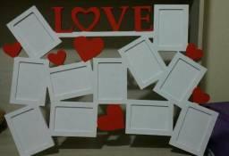 Quadro Love mdf