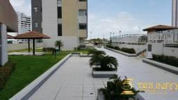 Apartamento na Av. dos Holandeses _ 3 dormitórios, sendo 1 suíte master com closet _área n
