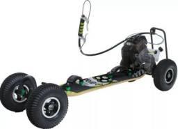 Skate dropboard a gasolina