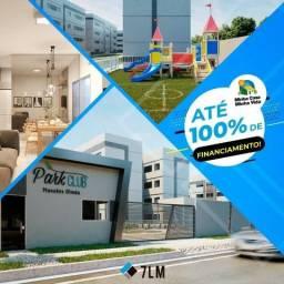 Apartamento, 2 quartos, até 100% Financiado no Park Club Mansões Olinda!