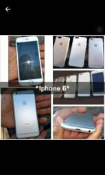 Iphone 6 prateado