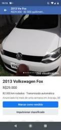 Fox conservado - 2012