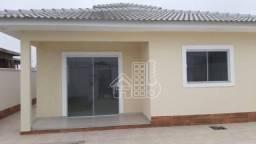 Casa com 3 dormitórios à venda, 89 m² por r$ 295.000,00 - itaupuaçu - maricá/rj