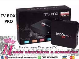 Tv Box MXQ Pro 3gb de RAM e 16gb. Android 9.0 Promoçã