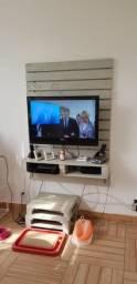 Painel de palete para TV