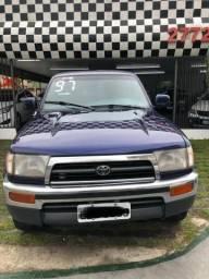 Toyota Sw4 1997 diesel 4x4 7 lugares raridade - 1997