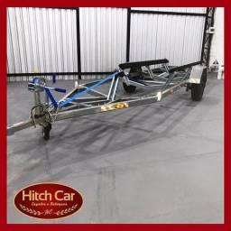 Não tem carretinha para transportar seu barco/jet? A Hitch Car te ajuda!! Carretinhas 0 km