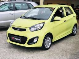 Kia Picanto 1.0 ex 12v flex 4p manual - 2014