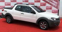 Fiat Strada Hard Working 1.4 - Sem Entrada - 2016