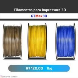 Filamento ABS 1kg impressão 3d