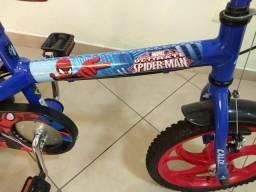 Bicicleta Infantil Spiderman