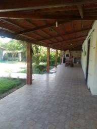 Linda granja, excelente acabamento, piscina, churrasqueira, BR-304, rua Calçada