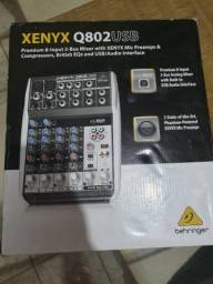 Mesa Behringer XENYX Q802 USB
