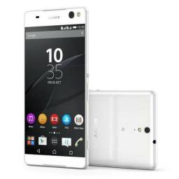 Sony Xperia C5 Ultra tela quebrada