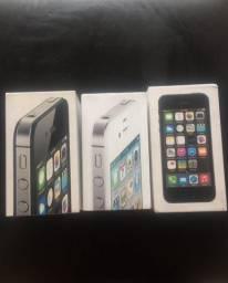 Caixa iPhone vazia
