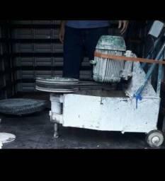 Máquina de polir piso de granitina muito boa