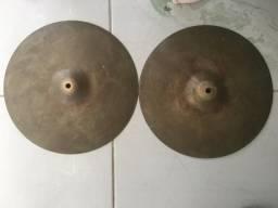 Chimbal (hi hat) zildjian New Beat