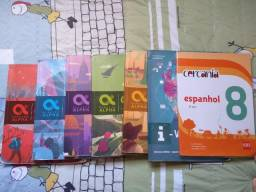 Livros 8 ano - Instituto Tereza Porto Marques - Geração Alpha
