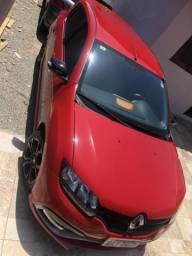 Sandero RS 2017 Vermelho - 2017