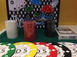 Vendo Jogo kit Poker lacrado