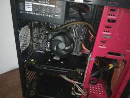PC Gamer Completo(aceito ofertas). Acompanha mouse teclado mouse ped e Monitor