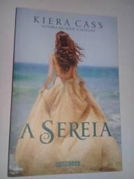 Livro A Sereia - Kiera Cass