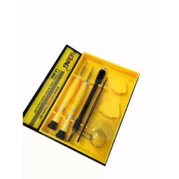 Kit Ferramentas 36 Em 1 Chaves Le-960 Lelong Celular Tablet Notebook Torx Fenda Phillips