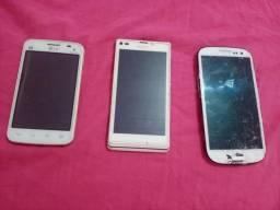 Vendo celulares estragados