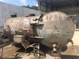 Tanque Fossa 4 mil Litros com bomba