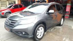 Honda cr-v exl 2.0 aut 4wd c/t.solar 2012-forte vel - 2012
