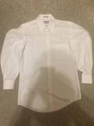 Camisa Social Van Heusen Fitted Importada Tamanho P (15,5 - 32/33) Impecável Zerada!