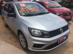 Volkswagen Voyage 1.6 2018/2019 Único Dono - 2018