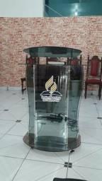 Lindos pulpitos de vidros 500