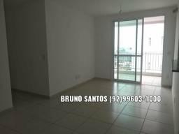 Smart Residence Centro. Próx a Praça 14 e Adrianópolis,89m2, três dormitórios
