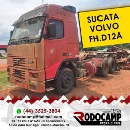Volvo Fh d12a