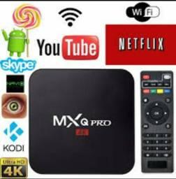 TV BOX 4K 3Gb+16Gb (COM GARANTIA)