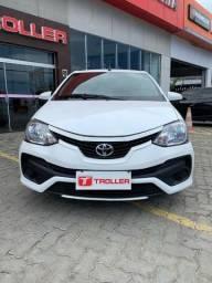 Toyota Etios X 1.3 (Manual) 2017/2018 - Novissímo - 2018
