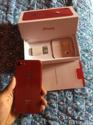IPhone 8 Red 64G nunca usado