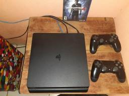 Vendo ps4 slim seminovo
