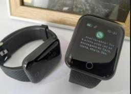 Relógio inteligente smartwatch barato