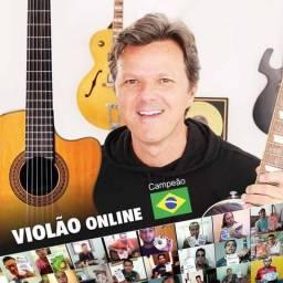 Curso de Violão Completo Online!