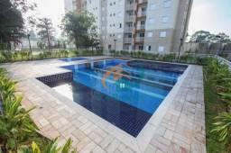 Apartamento com 2 dormitórios à venda, 54 m² por R$ 325.000,00 - Jardim América da Penha -